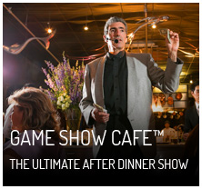Game Show Cafe